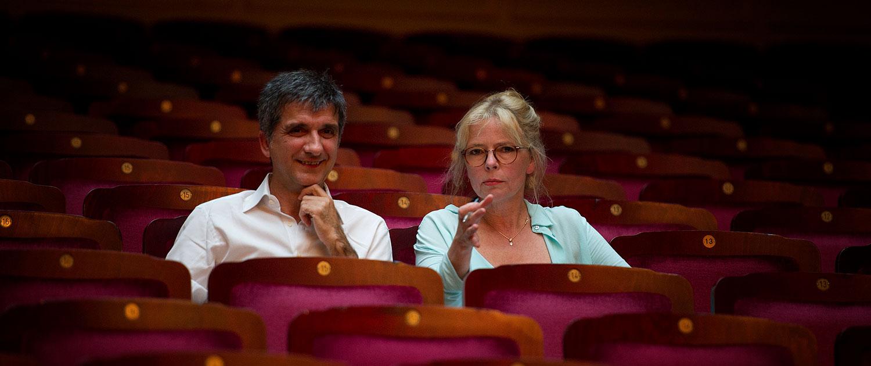 Gloria Bruni e Lauro Ferrarini